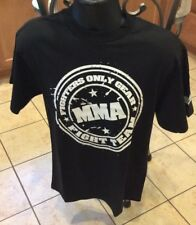 NEW ORIGINAL Fighters Only Gear MMA Fight Team MENS XL T-Shirt - F. O. Magazine