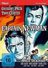 Captain Newman * DVD Bestsellerverfilmung mit Gregory Peck Tony Curtis Pidax Neu