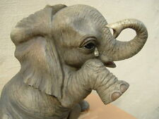 Images et statues d'éléphant de collection