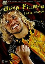 WWE : Brian Pillman - Loose Cannon ( DVD,2006 ) 2 Disc Set