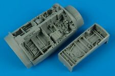 AIRES 4370 Wheel Bay for Tamiya Kit F-16C Fighting Falcon in 1:48
