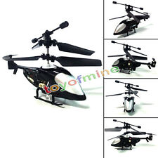 Black Free shipping High Quality QS5010 3.5CH Micro Remote Control Helicopter Ⅱ
