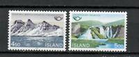 S34021 Island Iceland MNH 1983 Norden 1983 2v