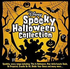 Disney Spooky Halloween Collection [CD]