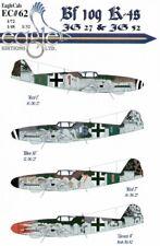 Eagle Cal 1/72 Messerschmitt Bf 109K-4 # 72062