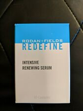 Rodan + Fields REDEFINE Intensive Renewing Serum, 60 Capsules