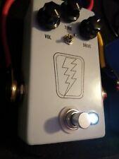 More details for jhs superbolt v1 overdrive pedal supro amp mint boxed with slight fault pls read