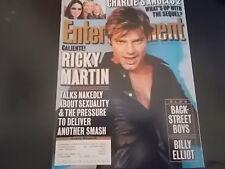 Ricky Martin - Entertainment Weekly Magazine 2000