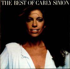 CARLY SIMON - GREATEST HITS: CD ALBUM (1991)
