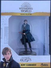 "Wizarding World Figure Collection #4 Fantastic Beasts ""Newt Scamander"" Eaglemoss"