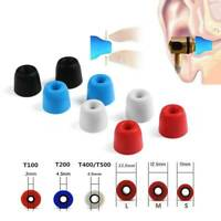 6Pcs Replacement Foam Ear Buds Tips Eartips For Earbuds Earphone Headset 3 Size