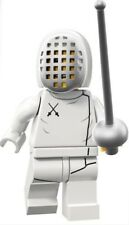 lego minifigures series 13 Fencer With Base