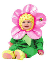 Baby Girls Boys Pink Flower Halloween Holiday Fancy Dress Costume Outfits