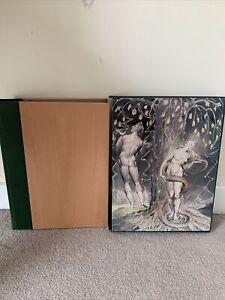 Paradise Lost - John Milton, William Blake, Folio Society, 2003, slipcase