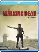 THE WALKING DEAD - STAGIONE 3 (4 BLU-RAY) COFANETTO SERIE TV HORROR