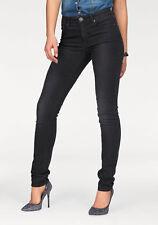 Arizona Skinny-fit-Jeans »Shaping« High Waist, black-used. Kurz-Gr. NEU!!!KP 50€