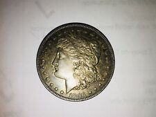 1896 Morgan Silver Dollar MS+ Beautifully Toned Rare 1D U.S. Coin, Make Offer.