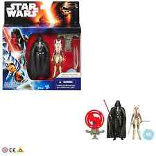 STAR Wars Rebels Darth Vader & Ahsoka Tano 2 Figure Pack 4 + anni