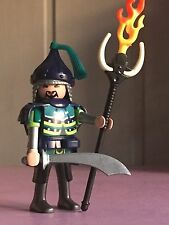PLAYMOBIL DRAGONES Guerrero Chino Guerrier Chinois Guerriero