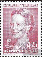 Dänemark-Grönland 283x (kompl.Ausg.) postfrisch 1996 Margarethe