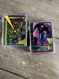 Skybox Marvel 1993 Trading Card Complete Set 🔥