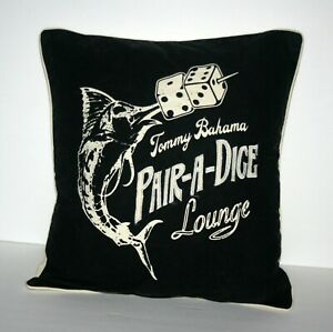 Tommy Bahama Freeport Pair-A-Dice Lounge Throw Toss Pillow and Insert Home Decor
