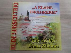CD / RUDI-LUKSCH-TRIO / A KLANE DRAHREREI   / AUSTRIA / RAR /