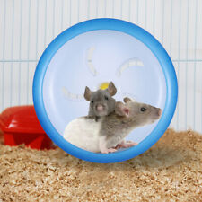 Pet Exercise Wheel Silent Rat Exercise Wheel Pet Spinner Small Pet Toy for Rat