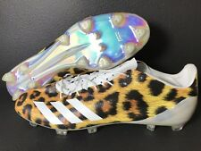 sale retailer 5284d a7913 NEW Adidas Adizero 5 Star 40 Mens Football Cleats SZ 14 Cheetah B42459