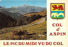 BR8529 Col d Aspin Le Pic du Midi  france