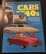 Cars of the 40s by the Editors of Consumer Guide