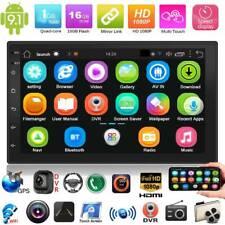 "7"" 2 DIN Android 9.1 Car Stereo Autoradio MP5 Player Bluetooth GPS Navi WiFi FM"