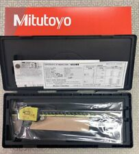 "Genuine Mitutoyo 500-197-30 Digimatic Caliper 0-8"" 200mm"