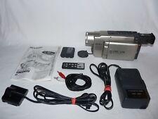 Sharp VL-SE10 VL-SE10U 8mm Video8 Camcorder Player Video Camera Video Transfer