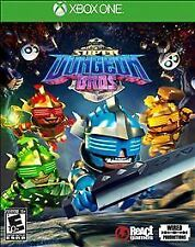 NEW Super Dungeon Bros. (Microsoft Xbox One, 2016) Kids Game