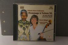 Wilhelm Kaiser-Lindemann - Hommage a Nelson M. gespielt v. Maria Kliegel CD (10)