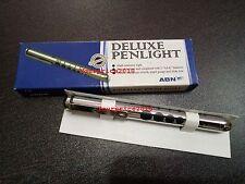 Deluxe Pen Light Medical Doctor Nurse EMT High Intensity light Ophthalmology KFW