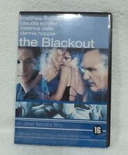 DVD THE BLACKOUT nog nieuw