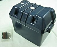 "Battery Box with Mounting Straps ""MEDIUM"""