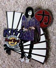 Hard Rock Cafe Pin Paul Stanley 2005 City Walk Osaka  KISS