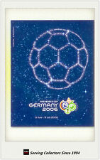 FIFA 2006 Germany World Cup Soccer Card No4: Official Ball Card