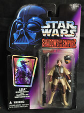Leia in Boushh Disguise Star Wars Shadows of the Empire - Kenner (1996) WH