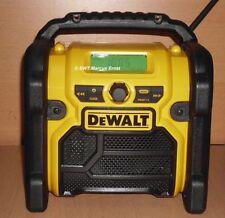 DeWalt DCR019 10,8 - 18 V Battery & Network Construction site radio DCR 019