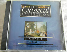 The Classical Collection - Mozart - Orchestral ( Album CD ) Used very good
