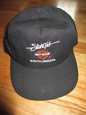 Harley Davidson STURGIS - SOUTH, DAKOTA (Adjustable Snap Back) Cap