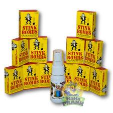 Ultimate Stink Bomb Kit - 36 Stink Bombs & Liquid Ass spray