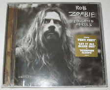 Educated Horses by Rob Zombie (CD, Mar-2006, Geffen) Brand New Sealed Disc
