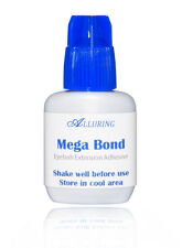 *New* ALLURING MEGA Bond Glue Eyelash Extensions Strongest, Fastest Adhesive