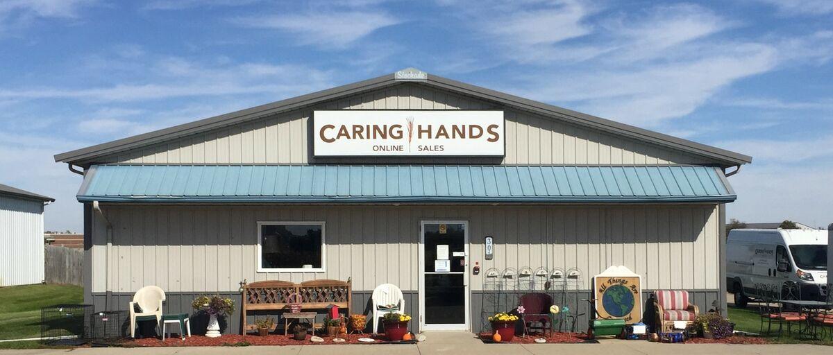 Caring Hands Online Sales