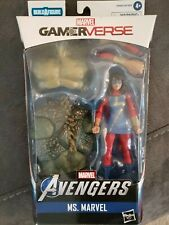 Marvel Legends Gamerverse 6 in Ms. Marvel Abomination BAF Action Figure New